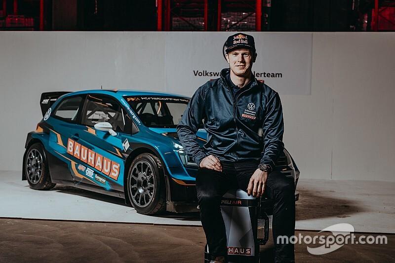 Kristoffersson wraca do World RX