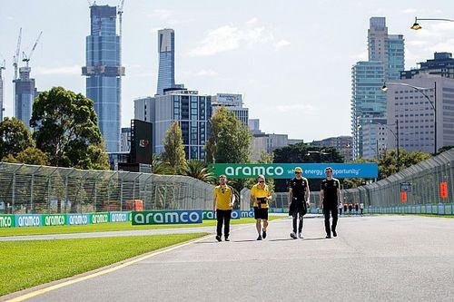 Formule 1 heeft waarschijnlijk biosfeer nodig voor GP Australië