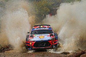 WRC, Rally Messico, PS6: Neuville a un passo dal secondo posto