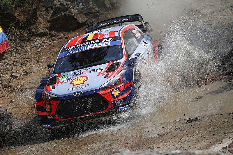 WRC, Rally Messico, PS9: anche Neuville tradito dalla i20!