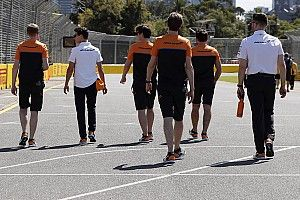McLaren снялся с Гран При Австралии из-за коронавируса