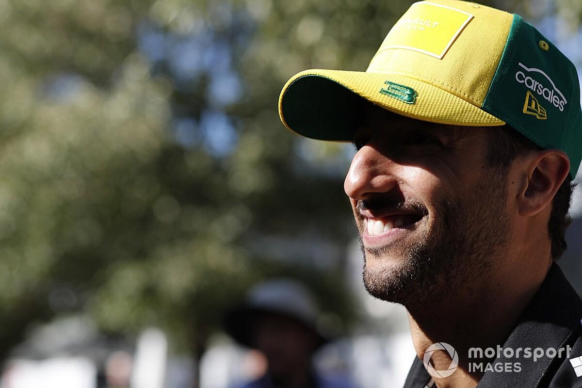 """F1, Brown: """"Già 2 anni fa andammo vicini a prendere Ricciardo!"""""""