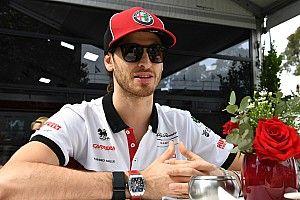 """Giovinazzi: """"İtalyanlar için gurur duyulacak bir sürücü olmak istiyorum"""""""