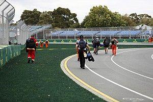 Fotostrecke: Melbourne nach der Formel-1-Absage