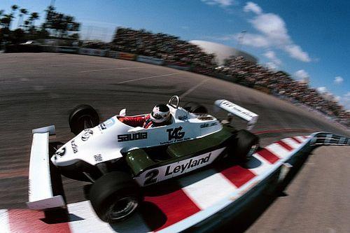 """Head: """"Reutemann debió haber sido campeón en 1981"""""""