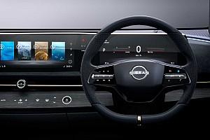 Szakítana a tabletszerű infotainment rendszerekkel a Nissan