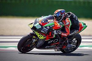 Fotogallery MotoGP: il primo giorno di test a Misano