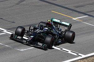 Mercedes сберегла моторы на Монцу, помешав Боттасу атаковать Хэмилтона