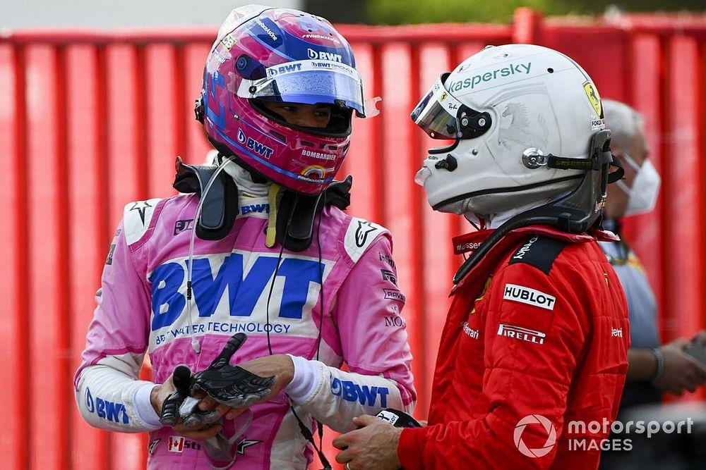 """Vettel : Rejoindre Aston Martin n'est """"pas une décision facile"""""""