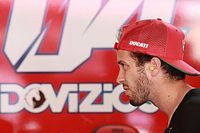 """Dovizioso: """"El nuevo neumático no se adapta a la Ducati"""""""