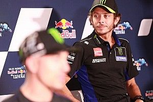 """Rossi sobre su futuro en MotoGP: """"voy a continuar"""""""