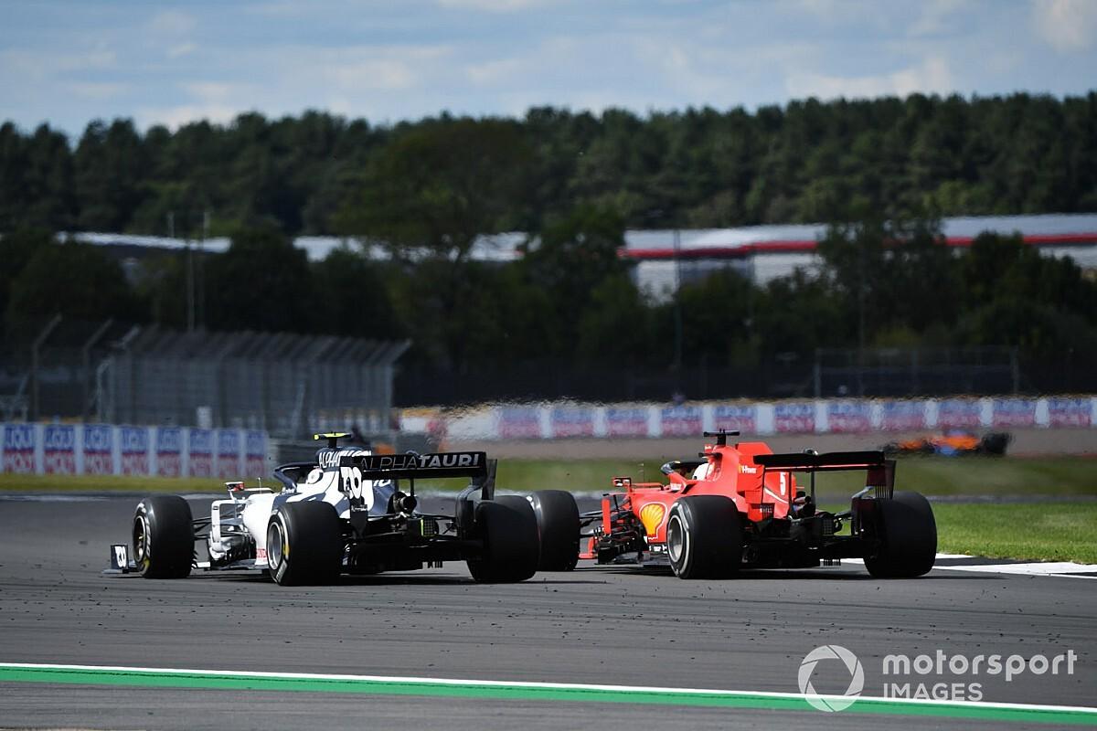 F1 liczy na powrót do normalności