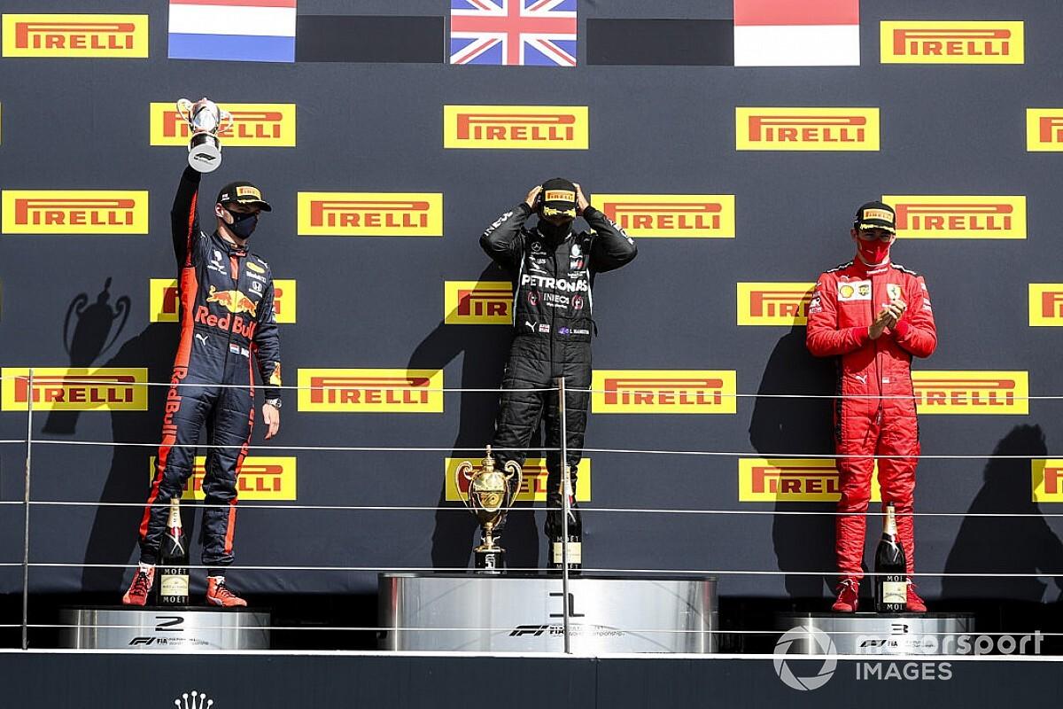 Teambazen kiezen Hamilton boven Verstappen als beste coureur 2020