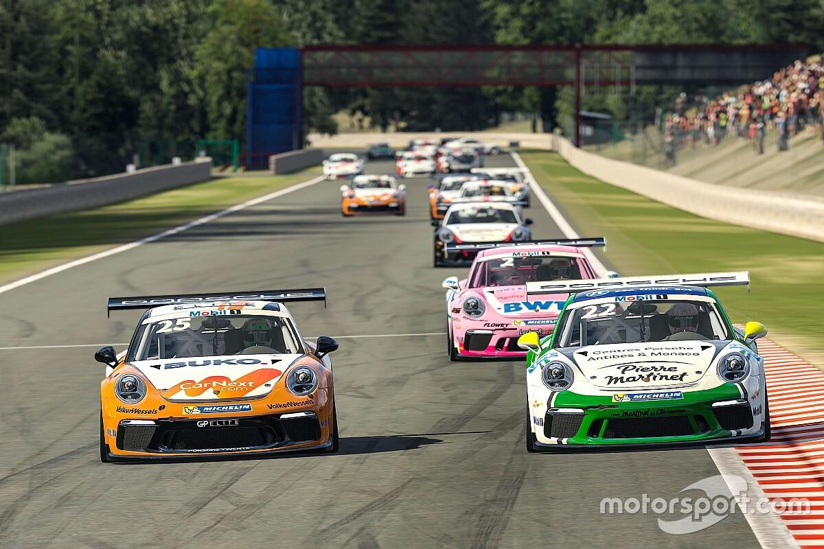 A Monza la sfida decisiva della Porsche Mobil 1 Supercup Virtual Edition