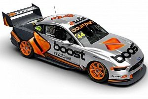 Courtney to make Tickford debut in Supercars Eseries