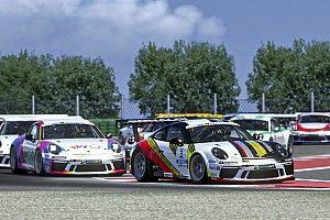 Porsche Esports Carrera Cup Italia: De Salvo fa tris a Misano, Santoro penalizzato