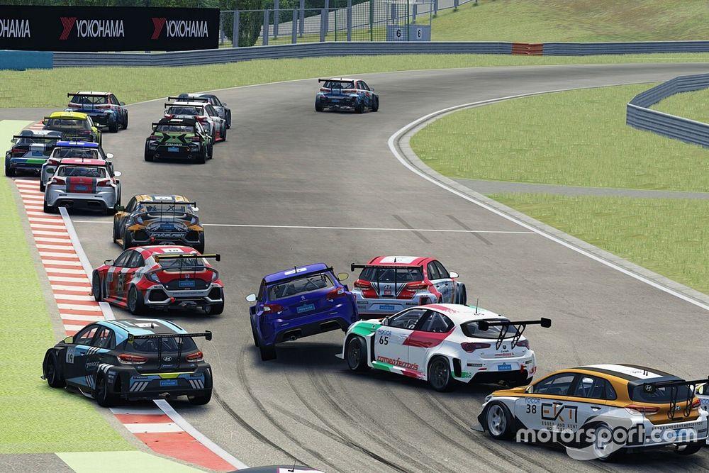 TCR Europe SIM Racing: tocca a Le Castellet