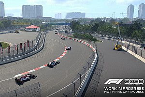Découvrez le circuit de Hanoï avec F1 2020