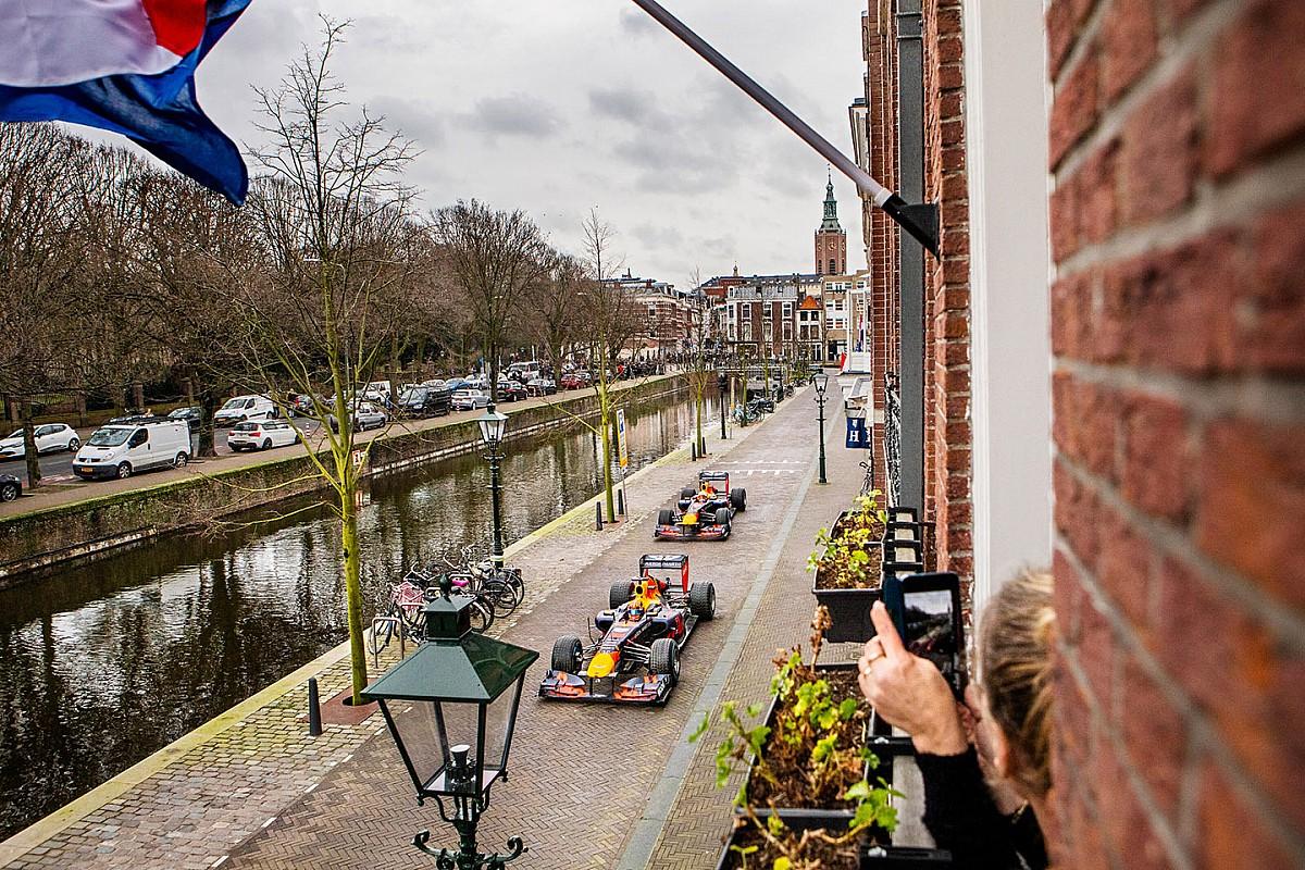 Foto's: De vetste beelden van Red Bull's Dutch Roadtrip