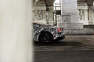 Maserati rinvia a settembre la presentazione della nuova MC20