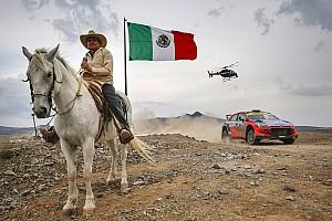 Las mejores fotos del final del Rally de México 2020