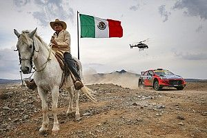 Запомним гонки такими. Лучшие кадры Ралли Мексика