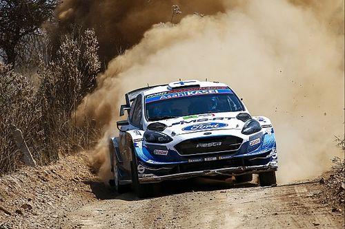 Latinoamérica no figura en el borrador 2021 del WRC