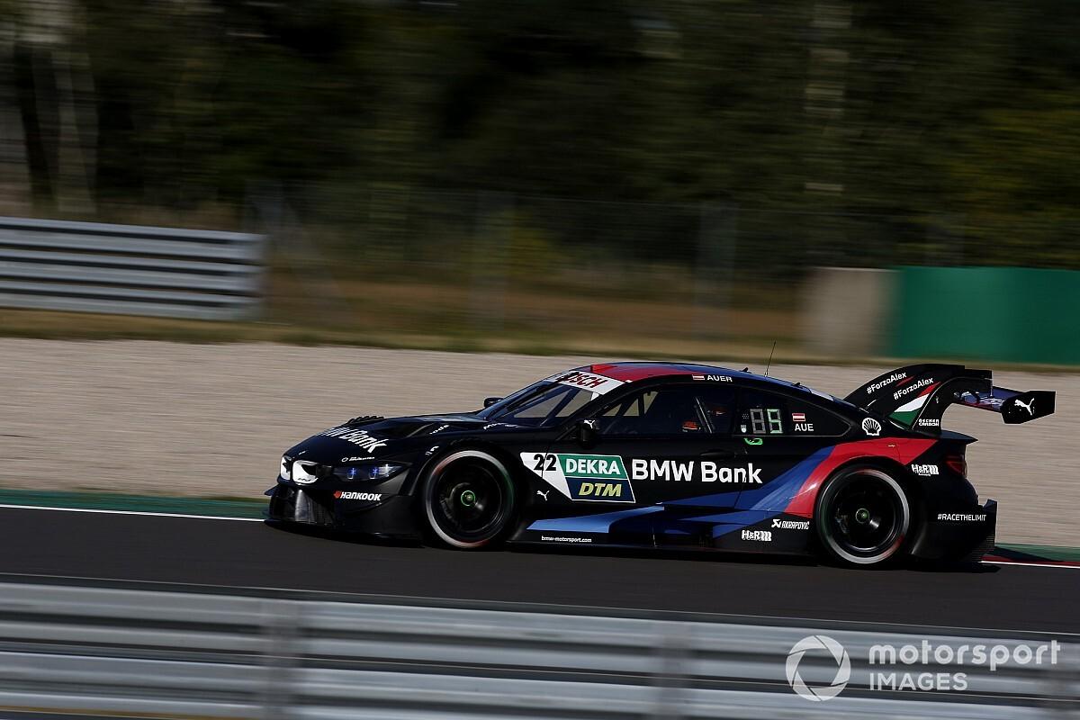 Lausitzring DTM: Auer ve BMW bu sezon ilk kez kazandı!