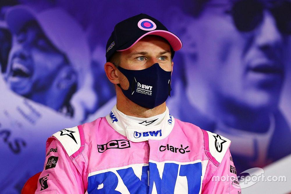 F1: Racing Point confirma Hulkenberg como substituto de Stroll para o GP de Eifel