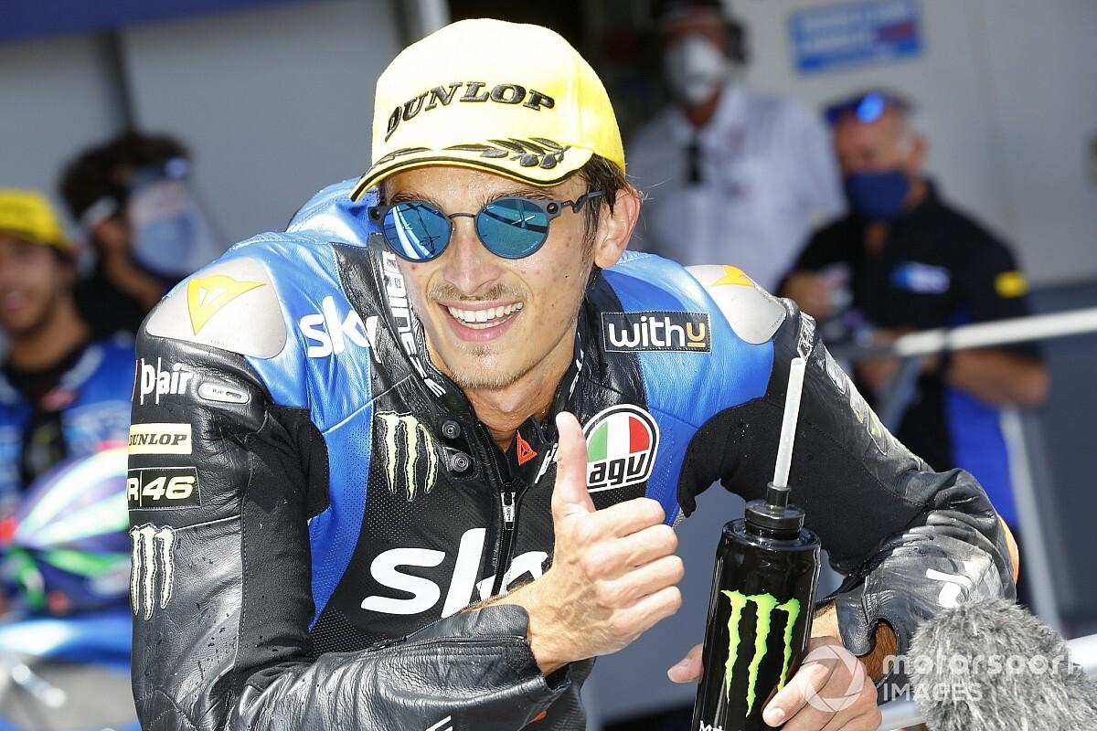 Luca Marini, candidat à un guidon Ducati en 2021?