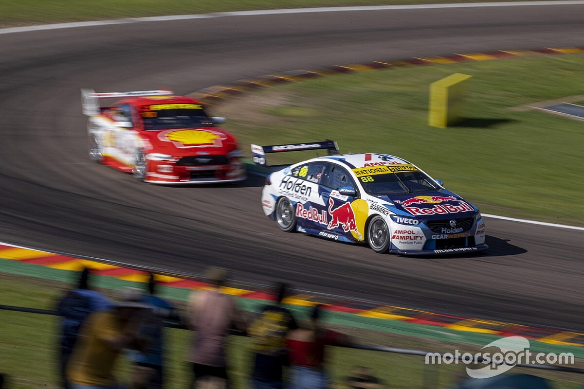 Supercars Darwin SuperSprint – Start time, how to watch, channel & more