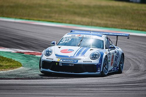 Carrera Cup Italia, Misano: Quaresmini dominante in qualifica!