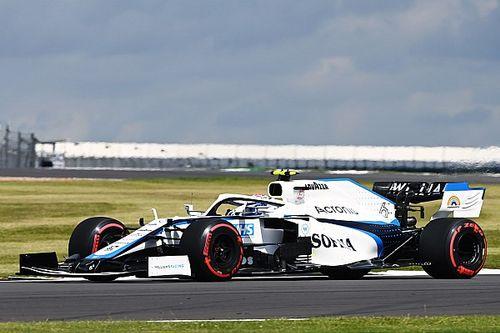 Latifi zadowolony z samochodu Williamsa