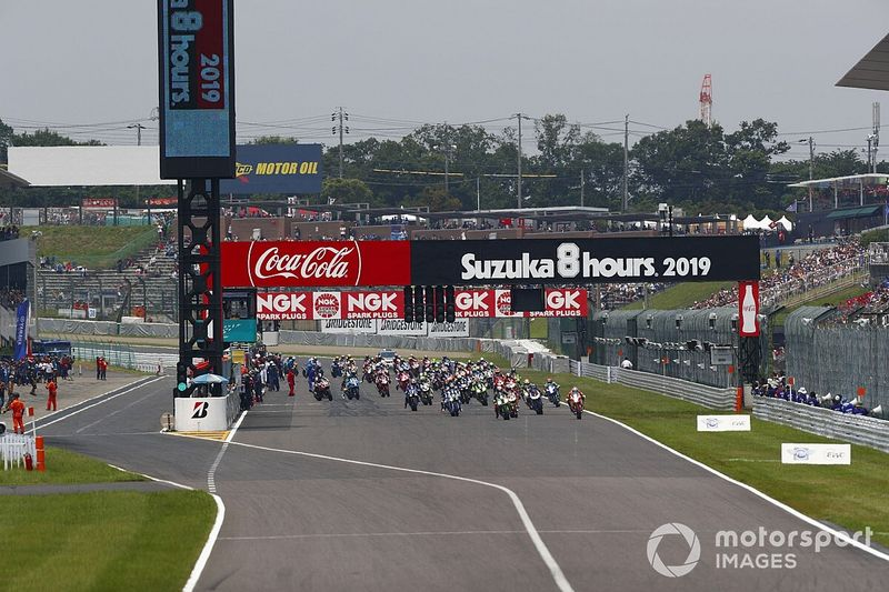 Las 8 horas de Suzuka 2020, canceladas