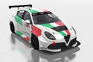 TCR SIM Racing: presenti Morbidelli e l'Alfa Romeo di Ceccon