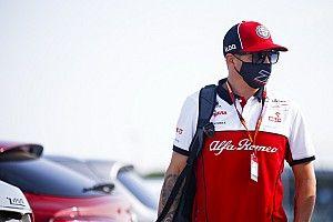 Raikkonen deixa futuro na F1 em aberto e afirma que família pesará em decisão