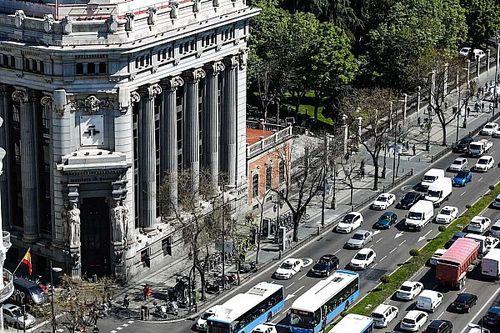 Así ha caído el tráfico en España por el coronavirus