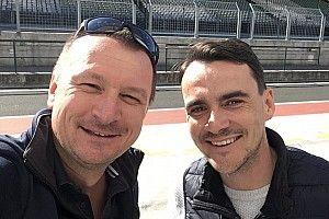 HIVATALOS: Szujó Zoltán a Hungaroring E-sport Bajnokság hangja – újra élőben közvetít!