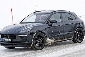 Porsche Macan, le foto spia dei test per la prossima generazione