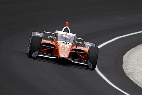 No conclusion yet on the aeroscreen's effect on drafting at IMS