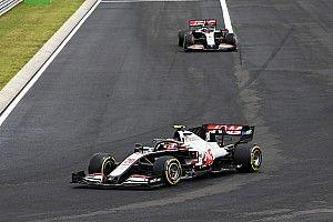 Haas sous enquête des commissaires après le GP de Hongrie