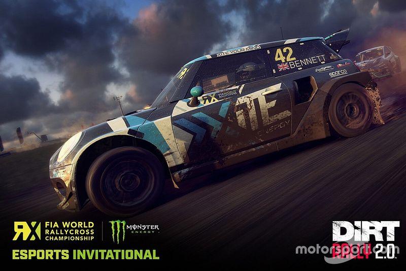 El título del World RX virtual se decide en Sudáfrica