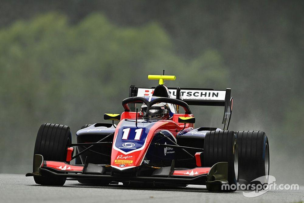 Hungaroring F3: Islak zeminde Beckmann zafere ulaştı