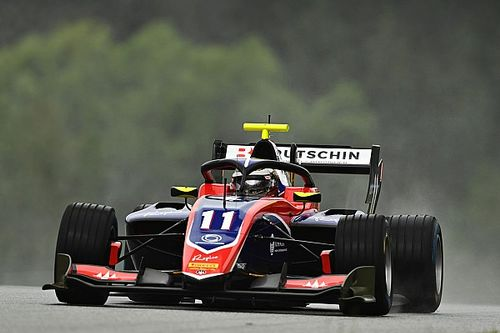 Hungaroring F3: Beckmann wins wet race two after Viscaal penalty
