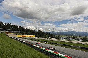 Онлайн. Гран При Австрии. Третья тренировка