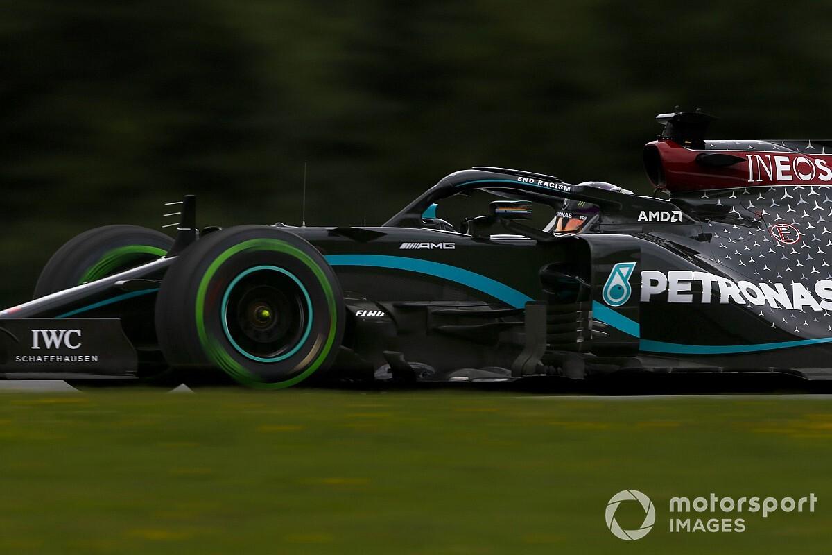 "F1オーストリアFP2速報:メルセデス、ワンツー継続で""完璧""な初日。レッドブルは8番手"