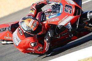 """Petrucci: """"Col caldo la Ducati fatica sul passo gara"""""""