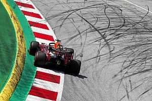 Red Bull Ферстаппена сломался через 10 кругов после старта