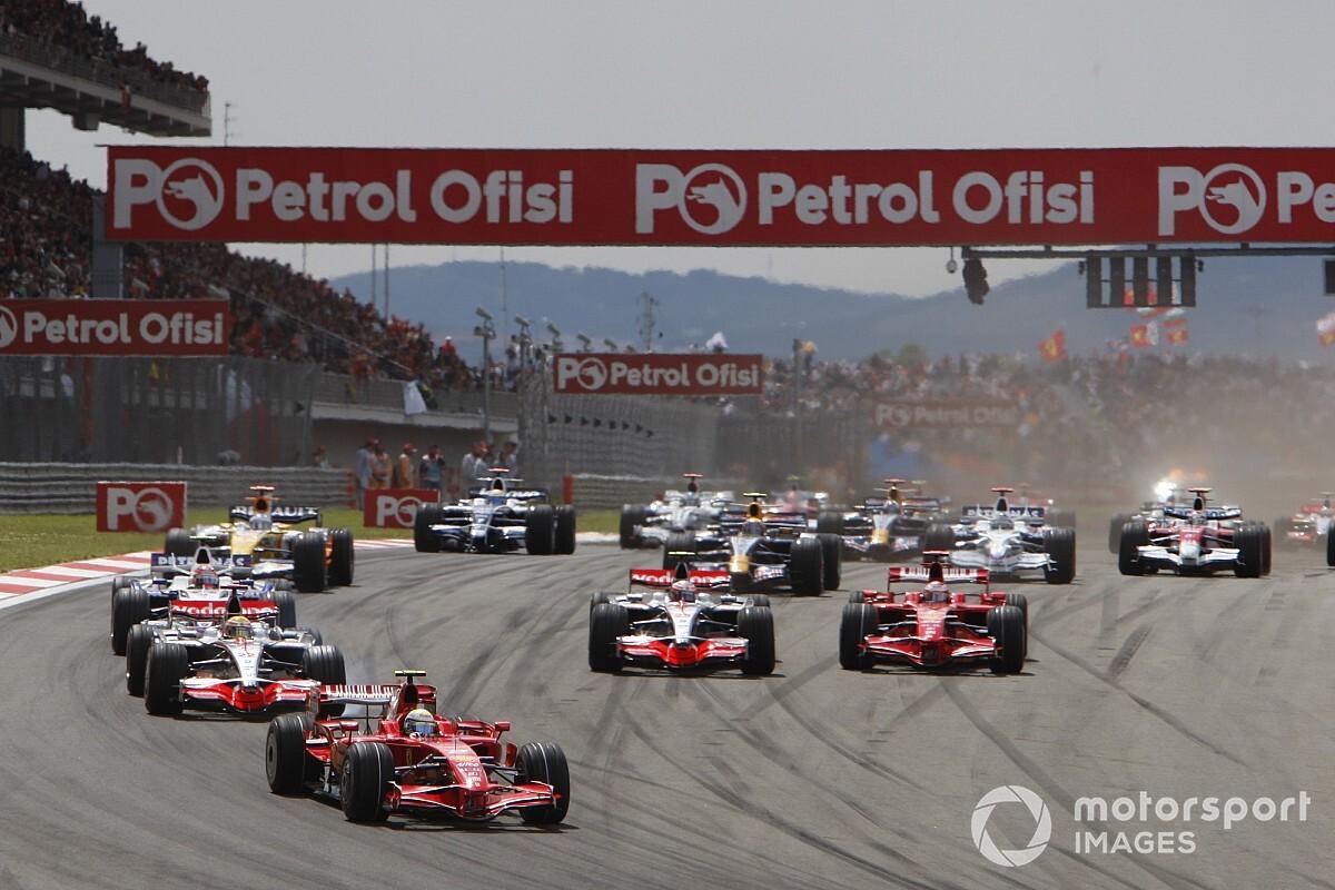 F1: GP da Turquia acontecerá com portões fechados devido ao aumento dos casos de Covid-19 no país