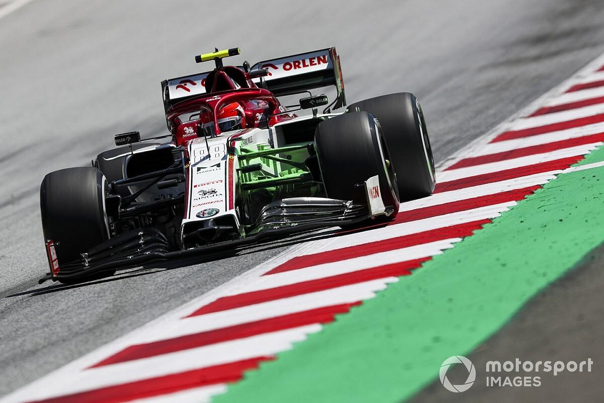 Magyarországon is Robert Kubica vezeti az Alfa Romeót az első szabadedzésen